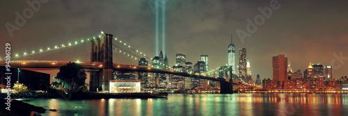 New York City night #94106129