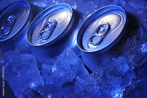 aluminum can of soda #94433555