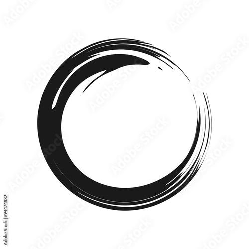 Ταπετσαρία τοιχογραφία Zen Symbol
