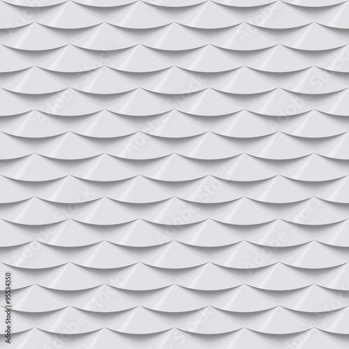 Obraz na płótnie z wzorem ze stożków