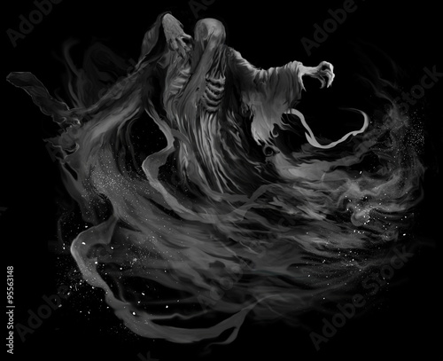 Foto Floating Demon