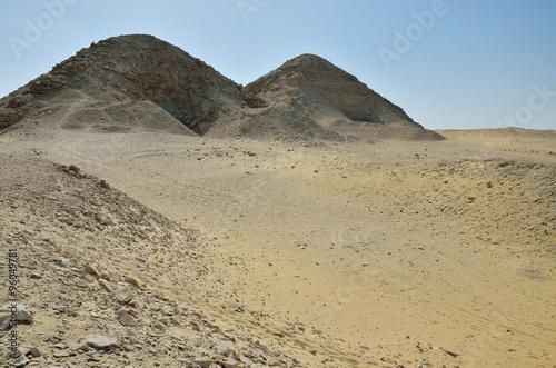 Remains of the Memphis necropolis in Saqqara #96049781
