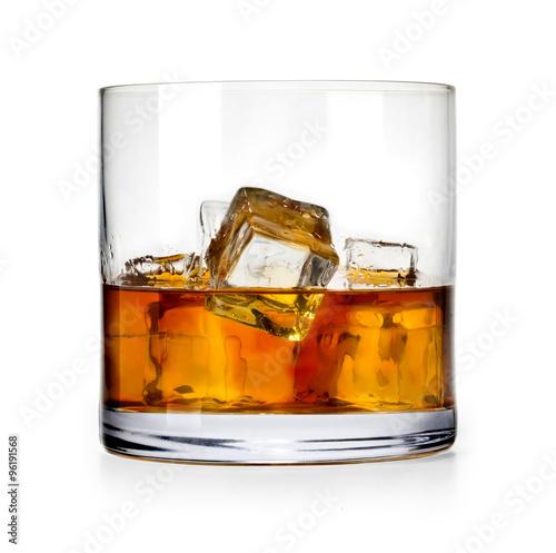 Stampa su Tela scotch whiskey