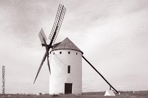 Windmill; Campo de Criptana; Castilla La Mancha; Spain #96502552