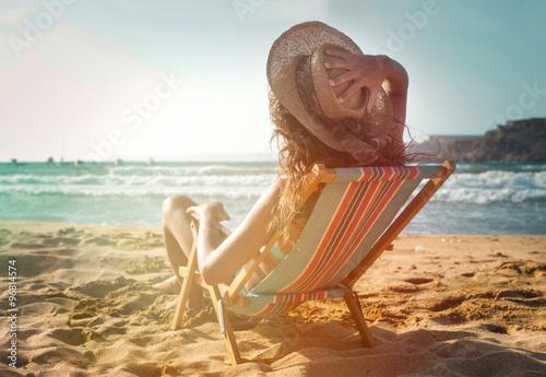 Photographie Warmth and sunshine