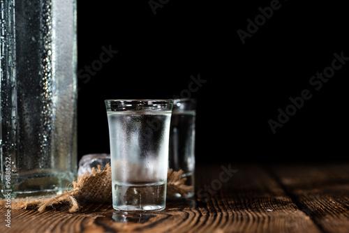 Vodka Shot Fototapeta