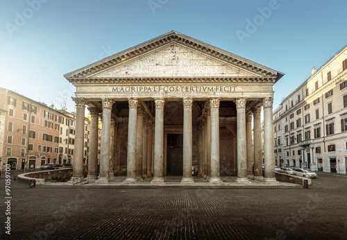 Pantheon in Rome, Italy #97059700
