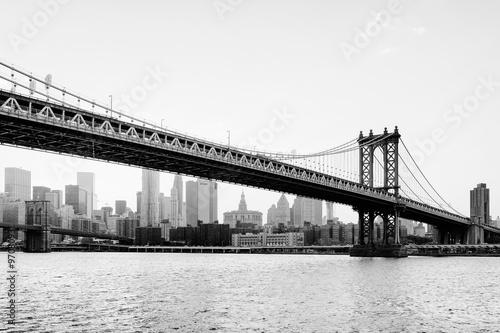 Manhattan Bridge, New York  #97080931
