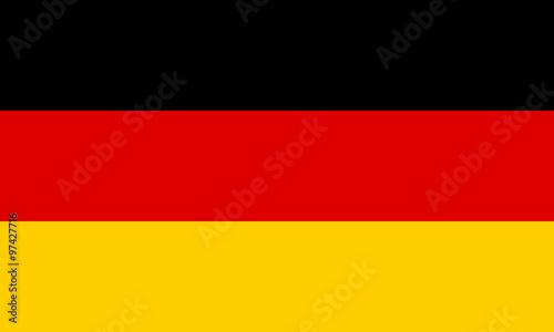 Photo Flag of Germany