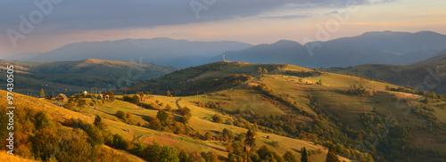 Carpathians nature #97430505