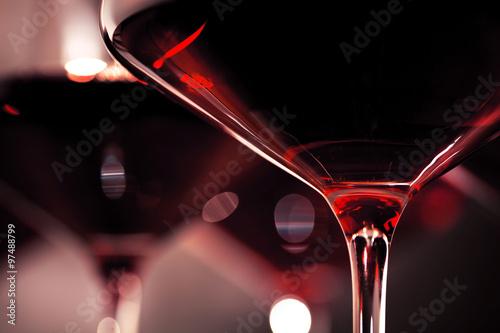 Slika na platnu Wein