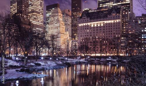 Fotografía Central Park