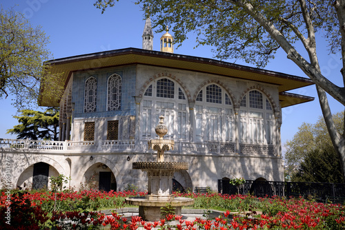 Baghdad Kiosk, Topkapi Palace, Istanbul, Turkey