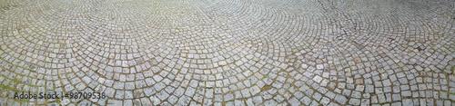 Fotografía Cobblestone Walkway