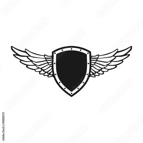 Guardian Wings Fototapeta