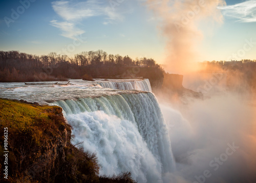 Obraz na płótnie American Niagara Falls