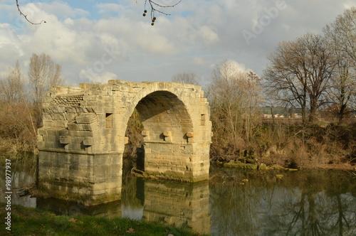 Photo Pont Ambroix