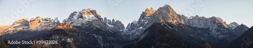 Fotografia Dolomiti del brenta