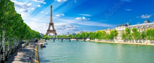 Fototapeta premium Paryż, Francja