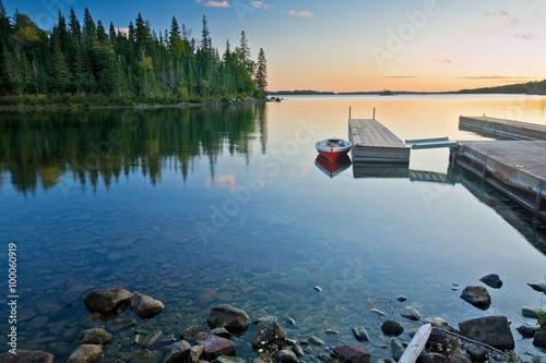 Fotografia, Obraz Isle Royale National Park