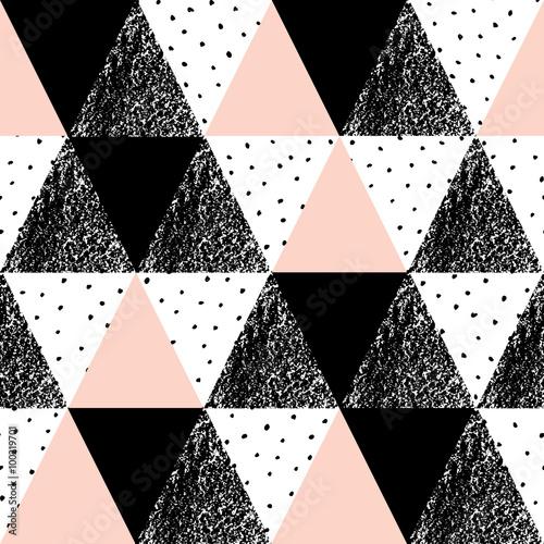 Fototapeta premium Abstract Geometric Pattern