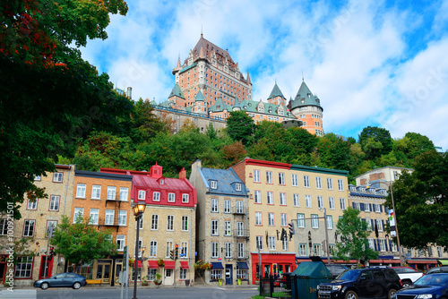 Chateau Frontenac in the day