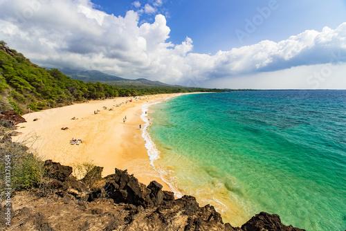 Carta da parati Big Beach auf Maui, Hawai'i