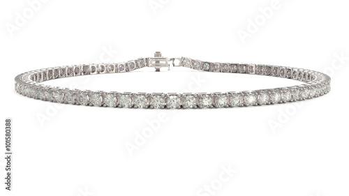 Cuadros en Lienzo Diamond tennis bracelet