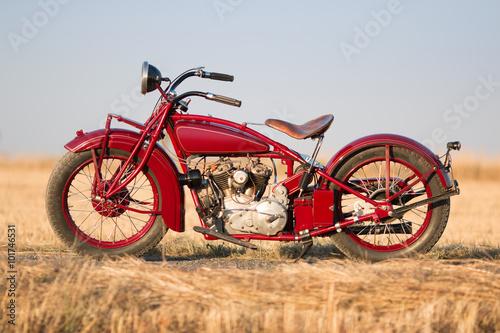 Photo Motorcycle Indian 1928