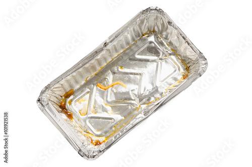used aluminium foil