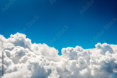 View of cloudy sky