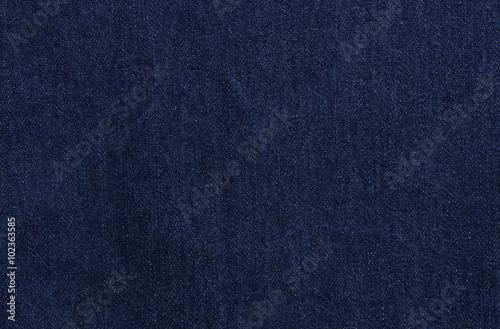 Canvas Print Denim texture