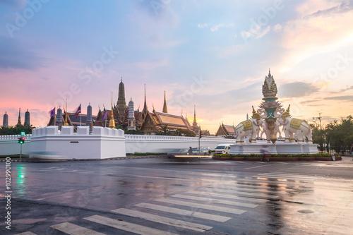 Bangkok Royal Palace and Wat Phra Kaew