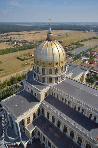 Bazylika Matki Bożej Bolesnej Królowej Polski w Licheniu Starym