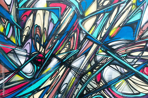 Graffiti Art Brooklyn NYC 128