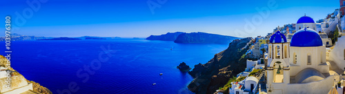 Photo Santorini, Greece - Oia, panorama