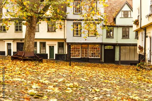 Fotografia Street of Norwich, Elm Hill