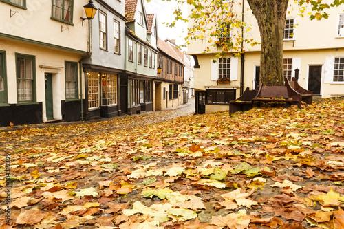 Photo Street of Norwich, Elm Hill