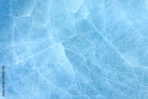 ice background texture Fototapeta