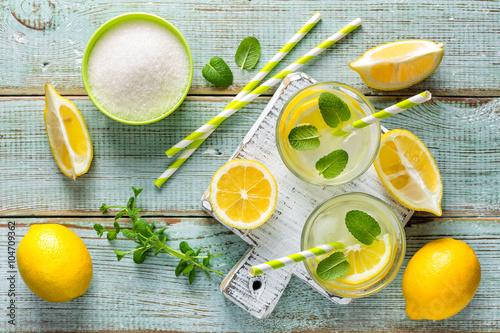 Obraz na plátně lemonade