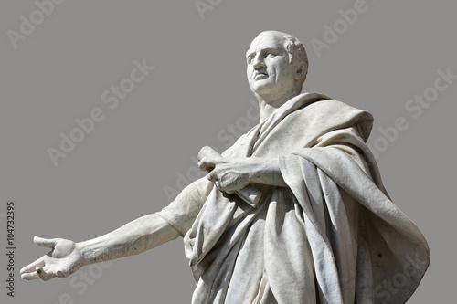 Cicero, the greatest orator of Ancient Rome Tapéta, Fotótapéta