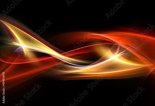 Obraz premium Elegancki design lub element artystyczny