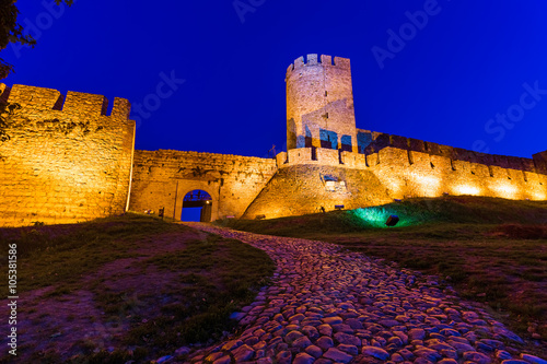 Stampa su Tela Kalemegdan fortress Beograd - Serbia