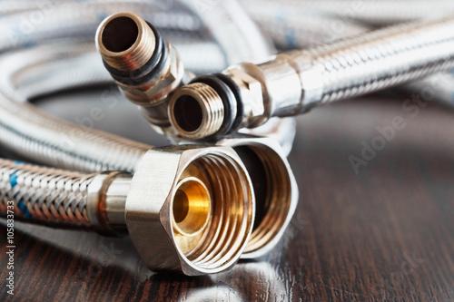 Flexible hose Fototapeta