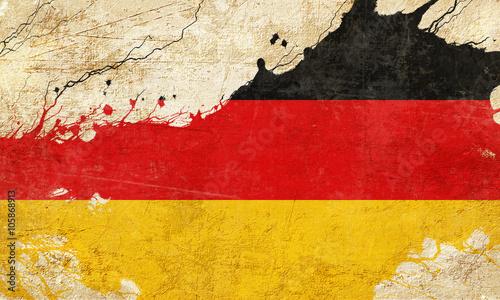 Photo German flag