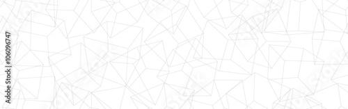 Tela 3D geometric background. Seamless pattern. Vector.3D幾何学パターン