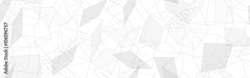 Naklejka na szafę 3D geometryczny tło bezszwowy wzoru wektor