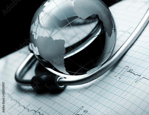 Naklejki na meble Światowej ochrony zdrowia