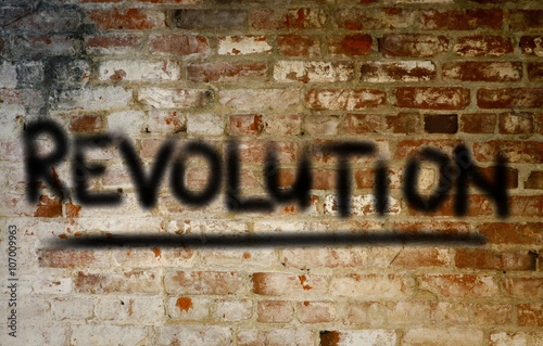 Fotografie, Obraz Revolution Concept