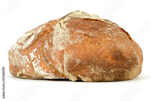 Stampa su Tela A loaf of sourdough bread
